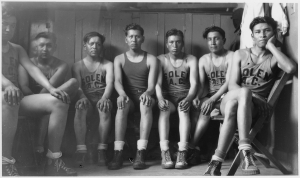 Basketball_team_-_NARA_-_285801