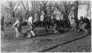 Football_game_on_Armistice_Day_-_NARA_-_285875