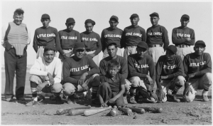 Little_Eagle_baseball_team_-_NARA_-_285870
